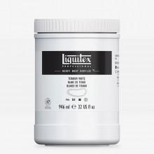 Liquitex : Professional : Heavy Body Acrylic Paint : 946ml : Titanium White