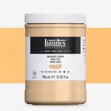 Liquitex : Professional : Heavy Body Acrylic Paint : 946ml : Unbleached Titanium