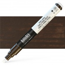 Liquitex : Professional : Marker : 2mm Fine Nib : Burnt Umber