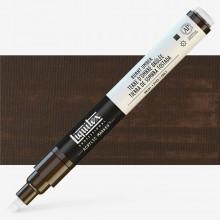 Liquitex : Professional : Marker : 2-4mm Chisel Nib : Burnt Umber