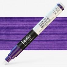 Liquitex : Professional : Marker : 2-4mm Chisel Nib : Dioxide Purple