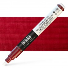 Liquitex : Professional : Marker : 2mm Fine Nib : Cad Red Deep Hue