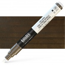 Liquitex : Professional : Marker : 2mm Fine Nib : Raw Umber.