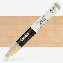 Liquitex : Professional : Marker : 2mm Fine Nib : Unbleached Titanium