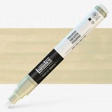 Liquitex : Marker : 2mm Fine Nib : Parchment