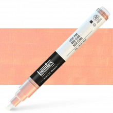Liquitex : Professional : Marker : 2mm Fine Nib : Light Portrait Pink
