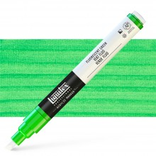 Liquitex : Professional : Marker : 2mm Fine Nib : Fluorescent Green