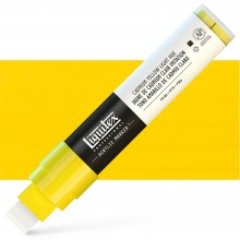 Liquitex : Professional : Marker : 15mm Wide Nib : Cadmium Yellow Light Hue