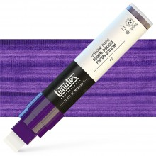 Liquitex : Professional : Marker : 15mm Wide Nib : Dioxide Purple