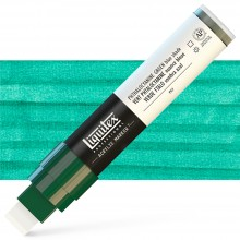 Liquitex : Professional : Marker : 15mm Wide Nib : Phthalo Green Blue Shade
