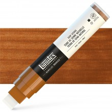 Liquitex : Professional : Marker : 15mm Wide Nib : Raw Sienna