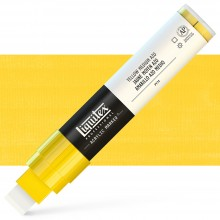 Liquitex : Professional : Marker : 15mm Wide Nib : Yellow Medium Azo