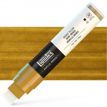 Liquitex : Professional : Marker : 15mm Wide Nib : Bronze Yellow