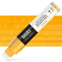 Liquitex : Professional : Marker : 15mm Wide Nib : Naples Yellow Hue