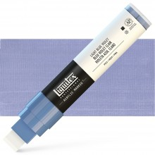 Liquitex : Professional : Marker : 15mm Wide Nib : Light Blue Violet