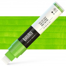 Liquitex : Professional : Marker : 15mm Wide Nib : Vivid Lime Green