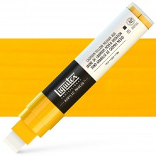 Liquitex : Professional : Marker : 15mm Wide Nib : Cadmium Yellow Medium Hue
