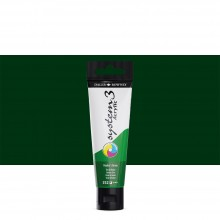 Daler Rowney : System 3 Acrylic Paint : 59ml : Hooker's Green