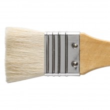 Handover : Thin Flat Lily Bristle Brush : Series 1146 : 1in