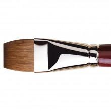 Da Vinci : Kolinsky Red Sable : Oil Brush : Series 1810 : Bright : Size 28