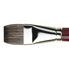 Da Vinci : Black Sable : Oil Brush : Series 1840 : Bright : Size 30