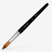 Jackson's : Studio Synthetic Watercolour Brush : Round : Size 24.