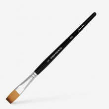 Jackson's : Studio Synthetic Watercolour Brush : Flat : Size 1/2