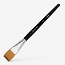 Jackson's : Studio Synthetic Watercolour Brush : Flat : Size 3/4