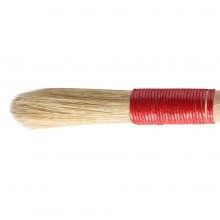 Handover : Cord Bound Artists Brush : Long Pointed White Bristle : # 8