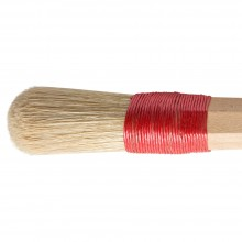 Gava : String Bound Lily Bristle Sash Brush : # 26