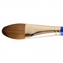 Daler Rowney : Sapphire Brush : Series 52 : Oval Wash : Size 1in
