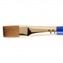 Daler Rowney : Sapphire Brush : Series 60 : Shader : Size 16.