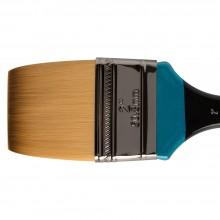 Daler Rowney : Aquafine Watercolour Brush : Af278 Skyflow A : 2In