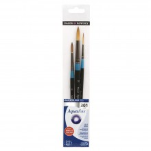 Daler Rowney : Aquafine Watercolour Paint : Wallet Set : 301
