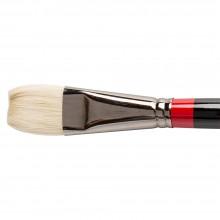 Daler Rowney : Georgian Oil Brush : G36 Short Flat : 14