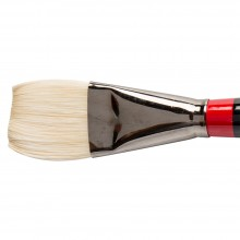 Daler Rowney : Georgian Oil Brush : G36 Short Flat : 18