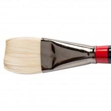 Daler Rowney : Georgian Oil Brush : G36 Short Flat : 18