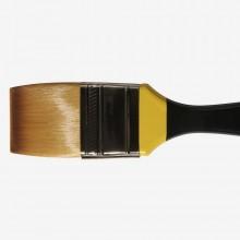 Daler Rowney : System 3 : Acrylic Brush : Sy278 Sh Skyflow : 1 1/2In
