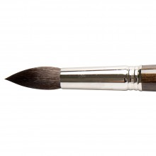 Escoda : Ultimo : Tendo Synthetic Brush : Series 1525 : Round : # 20