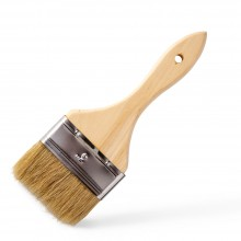 RTF Granville : Fibreglass Priming/Laminating Brush (White Bristle) : 3 in