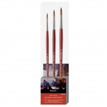 Escoda : Signature Brush Set : Alvaro Castagnet 1 : Series 3174