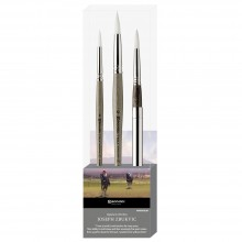 Escoda : Signature Brush Set : Joseph Zbukvic 1 : Series 1430 / 1438