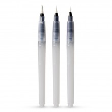 JAS : Waterbrush : Set of 3