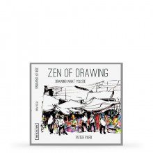 Zen of Drawing Book by Peter Parr