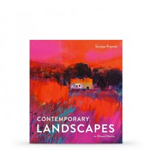 Contemporary Landscapes in Mixed Media : Book by Soraya French