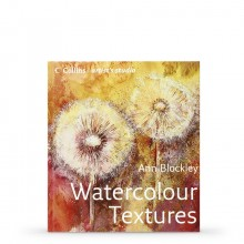 Collins Artists Studio :Watercolour Textures : Book by Ann Blockley