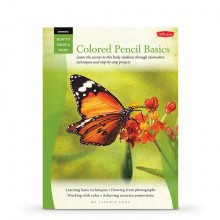 Drawing: Colored Pencil Basics Book by Linda Hardy