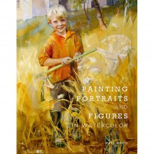 Painting Portraits and Figures in Watercolor Book by Mary Whyte