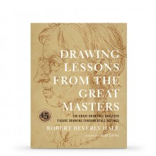 Drawing Lessons from the Great Masters : Book by Robert Beverly Hale