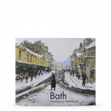 Bath: Paintings by Peter Brown : Book by Peter Brown